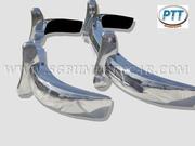 Mercedes 180/190 Ponton Stainless Steel Bumper