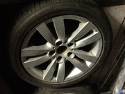 Alloy Wheels for Sale in Co  Cork area They have RunFlat tyres on them