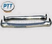1957-1960 Opel Rekord P1 Stainless Steel  Bumper
