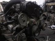 engine with gearbox for mitsubishi pajero 2.5 tdi, 1995