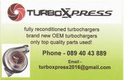Quality Reconditioned Turbochargers