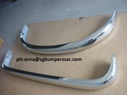 Vw Bus T1 EU Style Stainless Steel Bumper